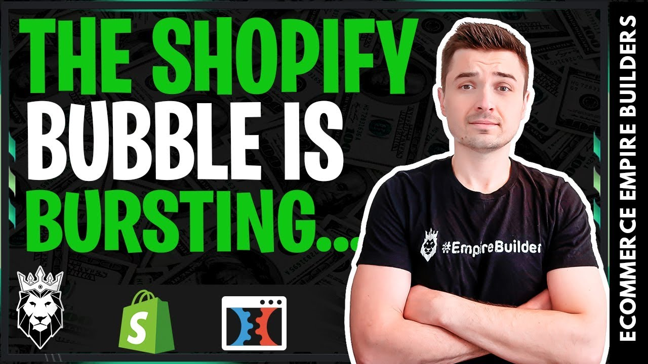 SHOPIFY DROPSHIPPING IS OVER IN 2019...