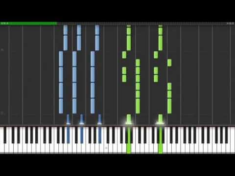 Synthesia - Zlata Ognevich - Pray For Ukraine (transcribed by magfics) [100%]