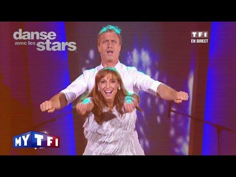 DALS S01 - Un jive avec David Ginola et Silvia Notargiacomo sur ''Pump it'' (The Black Eyed Peas)