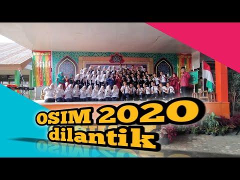 Pelantikan Pengurus OSIM Tsansa Tahun 2020