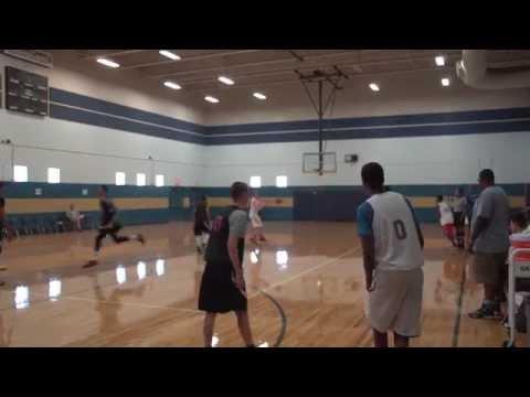 Elite Sports Academy Game 2 at Cheyenne High School Las Vegas (7-24-2015)