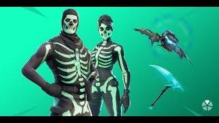 Skull Trooper Returns 💀 New Fortnite Update!   All skins, gliders, & emotes. Patch 6.02