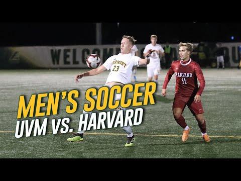 Men's Soccer: Vermont Vs. Harvard (9/13/19)