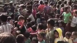 Помощь Бирму едой