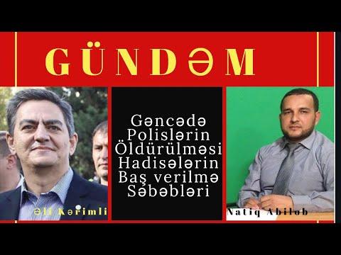 AXCP sədri Əli
