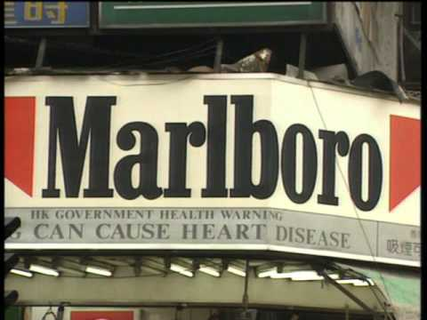Controversial Tobacco Ads in Asia Part 1 & 2