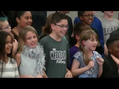 The Wheatlands Elementary School -  5th Grade Musical 2016