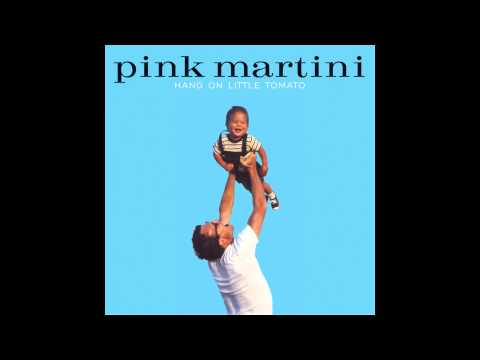 Клип Pink Martini - Let's Never Stop Falling In Love