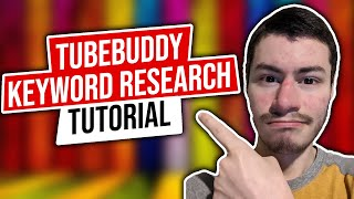 Download How To Use The Tubebuddy Keyword Explorer In 2020 - Step By Step