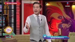 ¡Nacho Lozano analiza por qué hay personas que venden su voto! | Sale el Sol