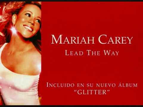Lead The Way - Mariah Carey - Karaoke/Instrumental w Lyrics to the right
