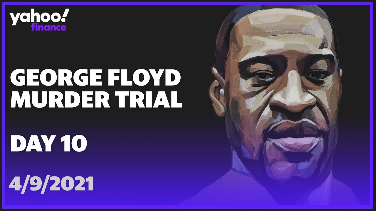 George Floyd murder trial continues for Derek Chauvin former police officer accused
