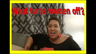 Dating Turn Offs (Pt. 1): Biggest Turn Offs for Women! | Single Podcast | My Comfy Couch Ep. 5