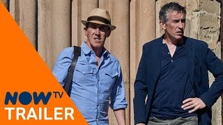 The Trip to Spain Trailer | The perfect getaway | Hit comedy staring Steve Coogan and Rob Byrdon