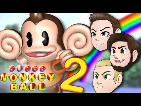 Super Monkey Ball: The Most Wonderful Internet Boy - EPISODE 2 - Friends Without Benefits
