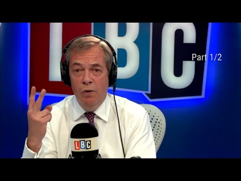 The Nigel Farage Show: What does the Commonwealth mean to you? 1/2 LBC - 22nd April 2018