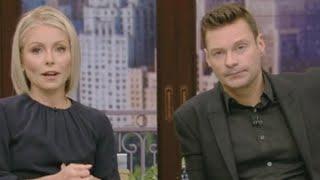 Kelly Ripa and Ryan Seacrest in Tears Over Las Vegas Shooting, Celebrities React