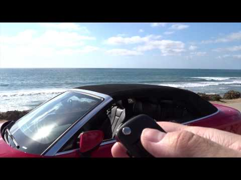 mods4cars SmartTOP for Audi A3 Cabriolet  OneTouch open  close  Remote  Keyless Convertible Top