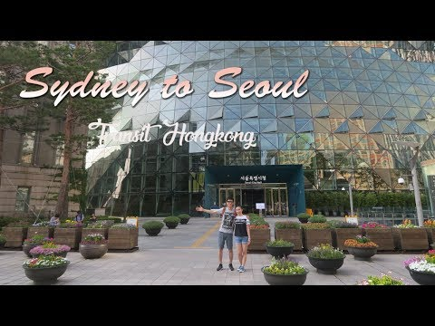 Sydney to Seoul 2017 : Jalan Seharian di Seoul, Myeondong St