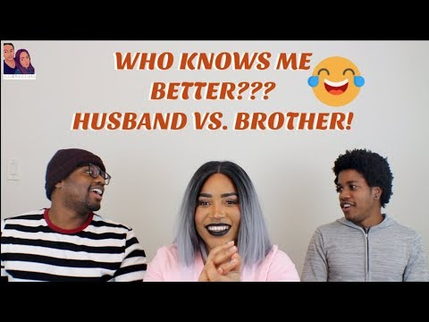 Cover Lagu WHO KNOWS ME BETTER?!!!| Husband vs. Brother! STAFABAND