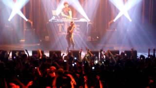 Kendrick Lamar - A.D.H.D. live @ Melkweg, Amsterdam 07-02-2013