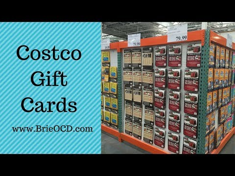 Costco Gifts Cards