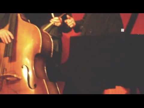 The shadow of your smile - Murat Ulus:vokal& kontrbas,Ahmet Berker:klv. Levent Tereci:dr.