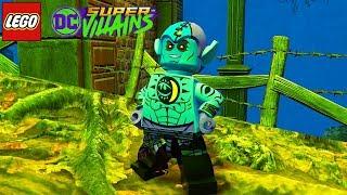 LEGO DC Super Villains Eclipso Unlock + Free Roam Gameplay