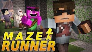 """Minecraft MAZE RUNNER! - """"I"""