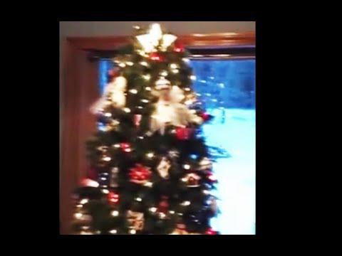 bigfoot encounter on christmas breakdown - Bigfoot Christmas Ornament
