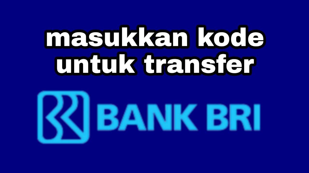 Kode Bank Bri Youtube