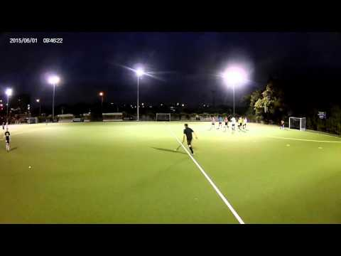 Waitakere Prem Reserve Hockey - Top Goal post B - 2