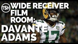 Davante Adams (Green Bay Packers) - Wide Receiver Film Room #003