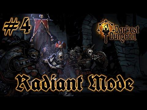 Darkest Dungeon: Radiant Mode - PART #4 - Dungeon Strategy