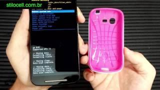 Hard Reset Moto G2 android 6.0 (marshmallow)