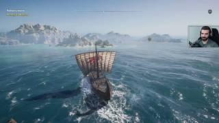 Assassin's Creed Odyssey #5 - Polowanie na wilka, Spartanie [fabuła]