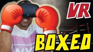 JUEGO DE BOXEO EN REALIDAD VIRTUAL - The Thrill of the Fight - HTC Vive