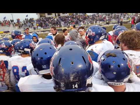 Carlinville football season comes to an end