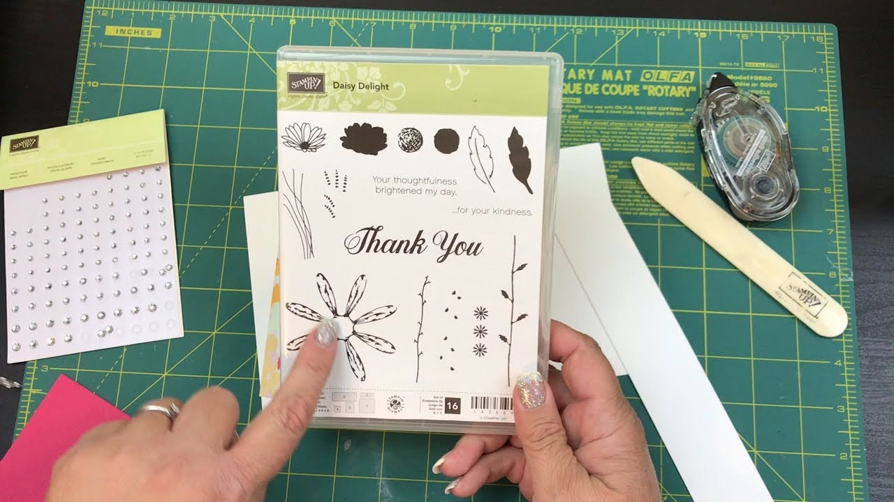 373331b06 Quick   Easy Handmade DIY Card using Stampin  Up! products - YouTube