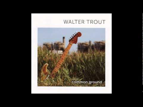 Walter Trout - No Regrets