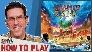 Atlantis Rising (2nd Edition) - How To Play