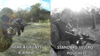 Add Speed to Your Reload: Gear4Grunts RAMP (Rapid Access Magazine Pod) - Tactiholics™