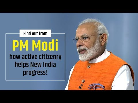Download Lagu  Find out from PM Modi how active citizenry helps New India progress! Mp3 Free