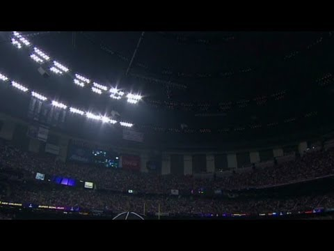 Officials: Halftime Show Didn't Cause Blackout
