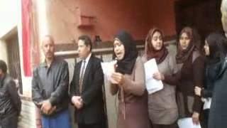 برنامج مصر قد الدنيا مدرسة المحلة الثانوية الصناعية بنات 13 - 3 - 2014
