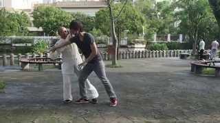 Application for Xing Yi Quan Chopping Punch 形意劈拳應用 -  陰陽五行拳學社 Yin - Yang Five Elements Fist Society