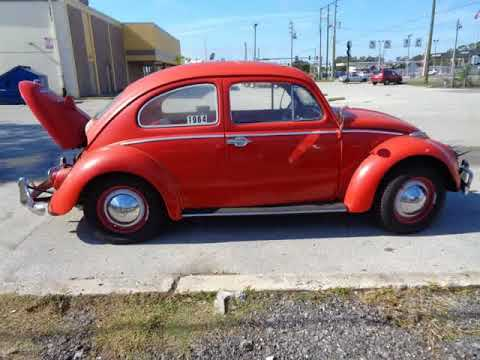 1964 Volkswagen Beetle Buggy (Holiday, Florida)