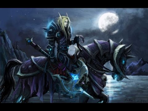 World of warcraft blood elf death knight let 39 s play - World of warcraft images ...