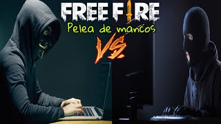 HACKER VS HACKER ¡NO ME LA CREO! *FREE FIRE*