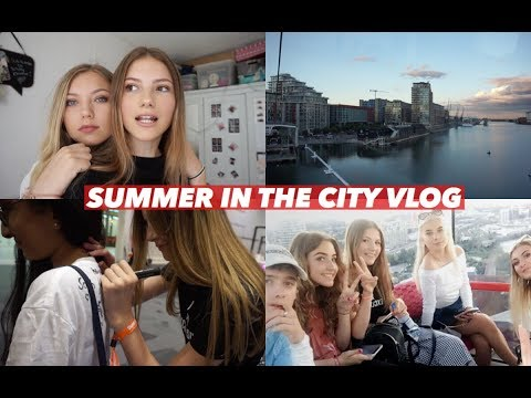 THE BEST DAY EVER!! Summer In The City Vlog